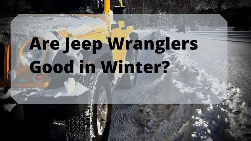 jeeps in winter and snow