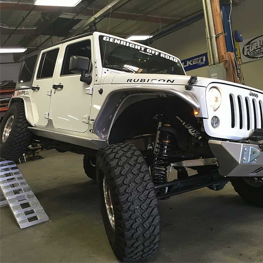 How Much Does it Cost to Lift a Jeep Wrangler Calculated